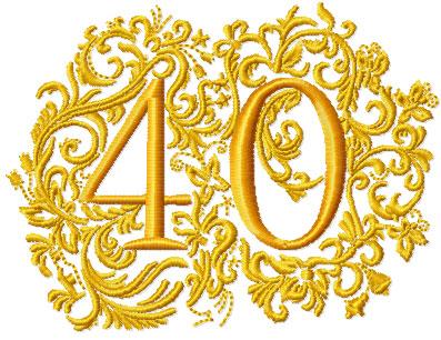 40 ஆவது ஆண்டு விழா
