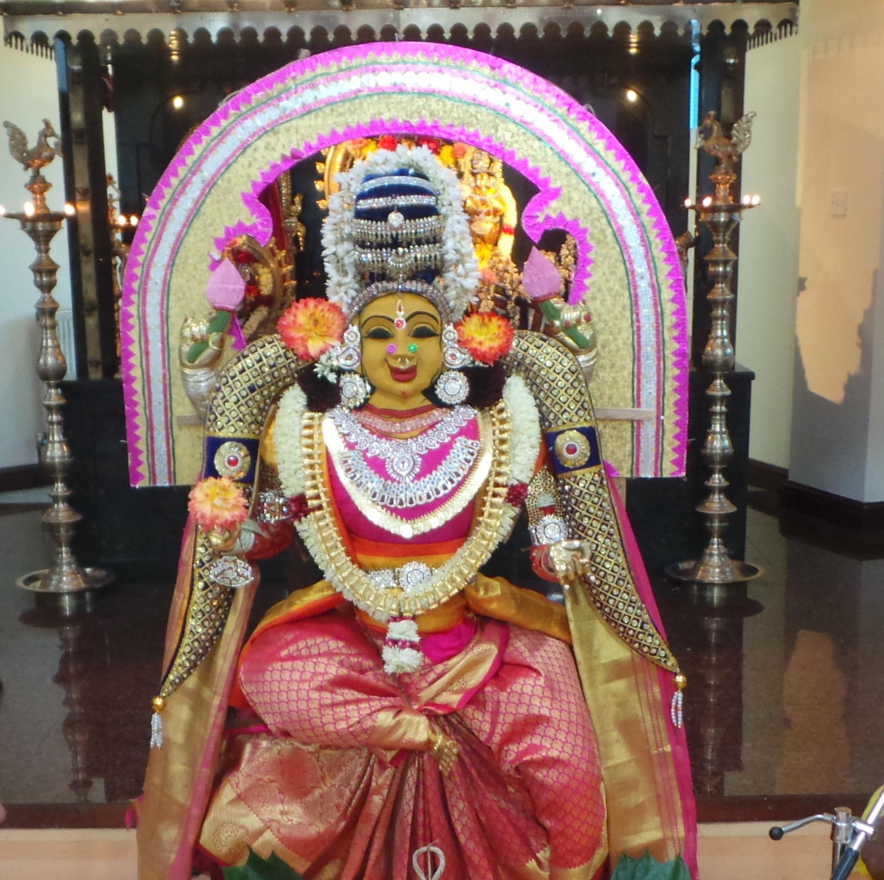 Varalaxmi Viratham 12.08.16