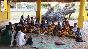 Ninthavoor Saiva School Building